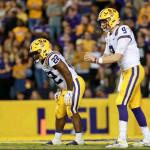 LSU, Georgia set for SEC showdown