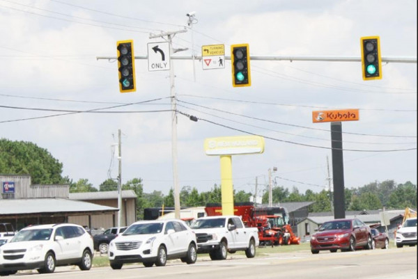 Highway 33 gets the green light