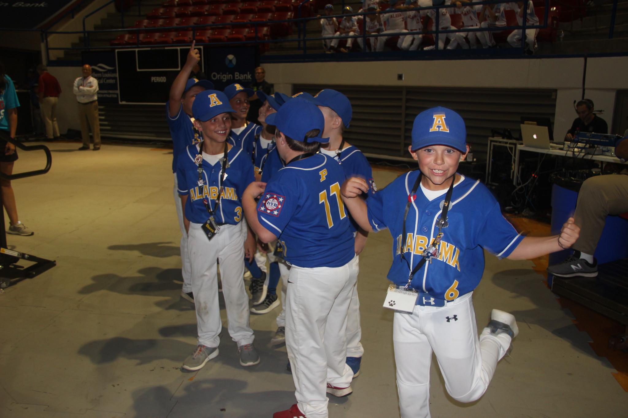 Piedmont, Alabama team