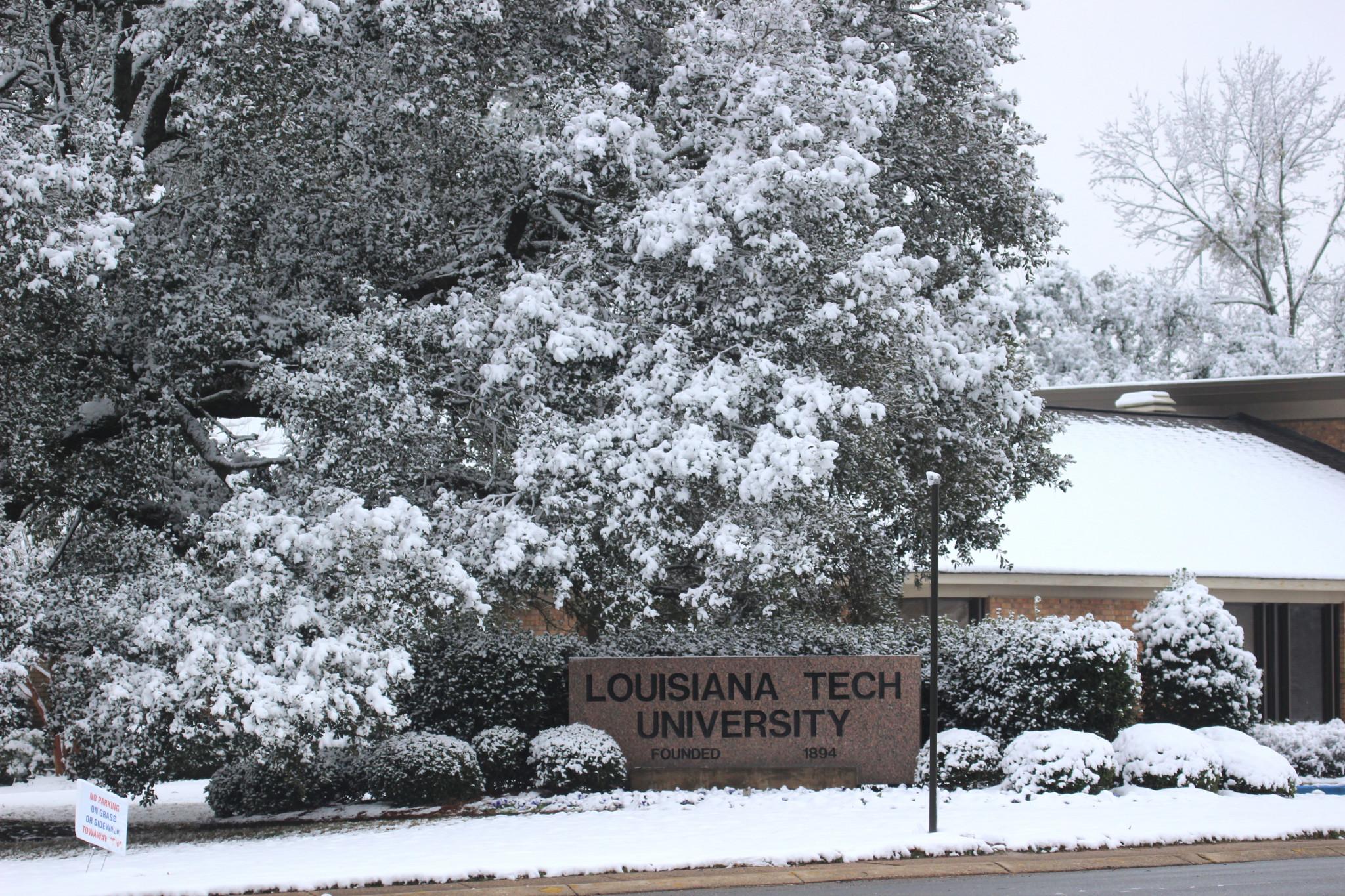 The Louisiana Tech University Alumni Center - Leader photo by T. Scott Boatright