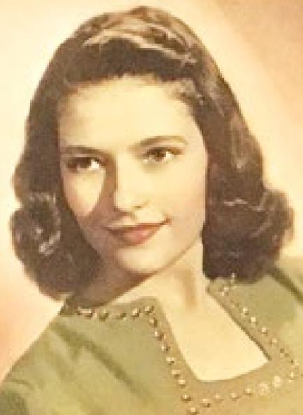 Jennye Lou Evans Warren