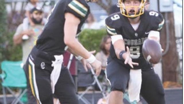 Ferocious defense lifts Cougars past Bears 38-6