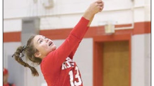 Lady Cats sweep Airline in three sets