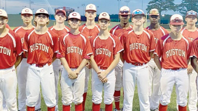 Ruston CATS defeat Tennessee 9-2 at 15U World Series tournament