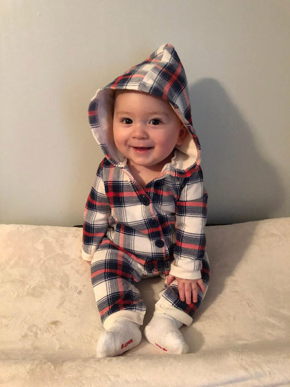Asher Sullivan - 7 months