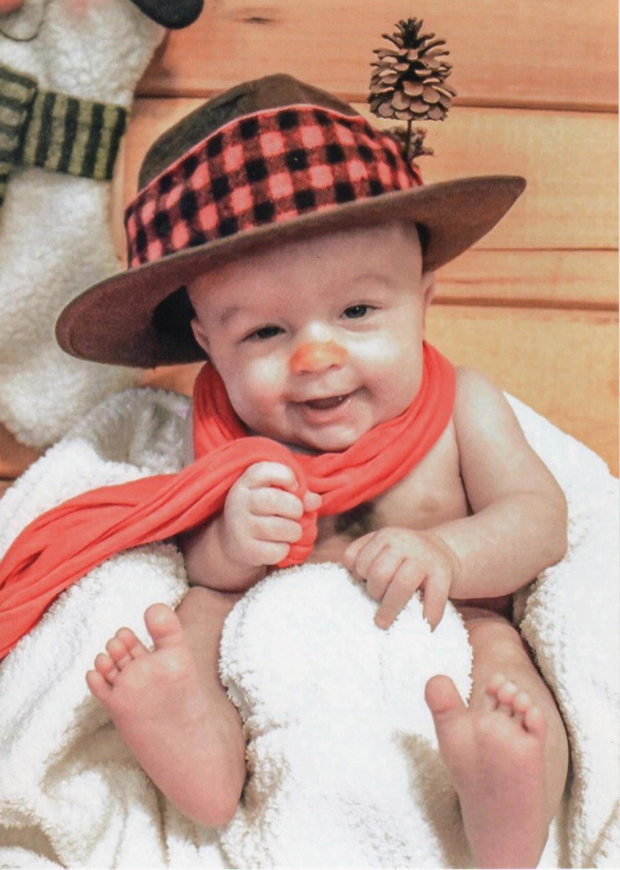 Ashton Frazier - 4 months