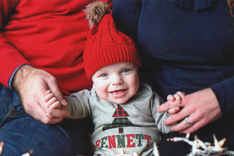 Bennett Kabbes - 6 Months