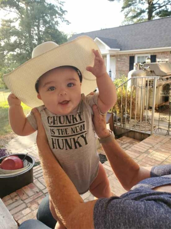 Brody Adkins - 8 months