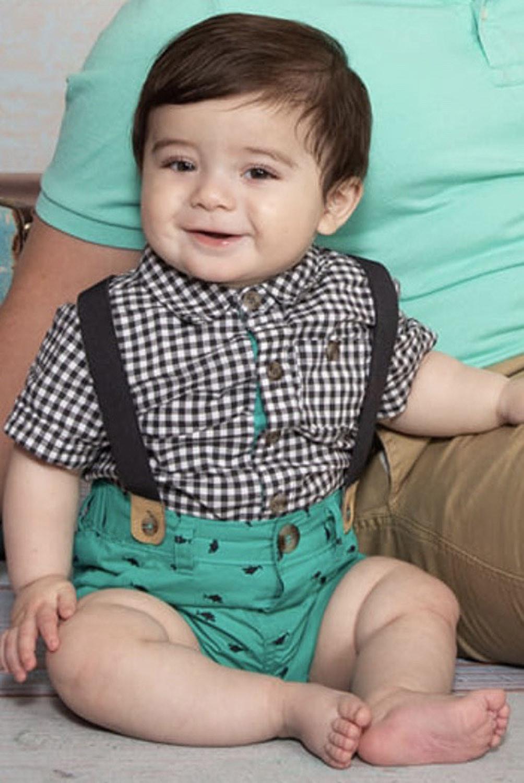 Enzo Padilla - 1 yr 4 months