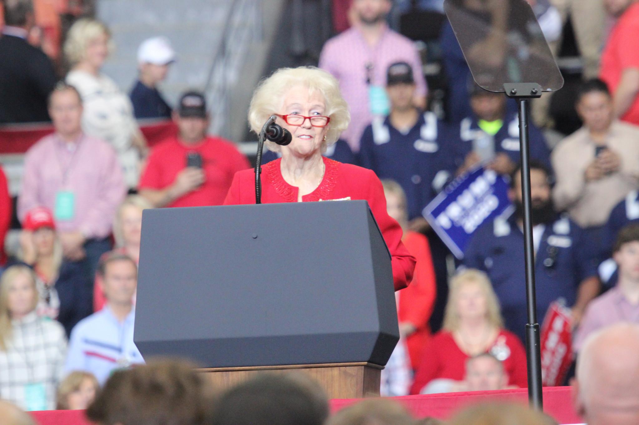 Former Louisiana Rep. Kay Kellogg Katz