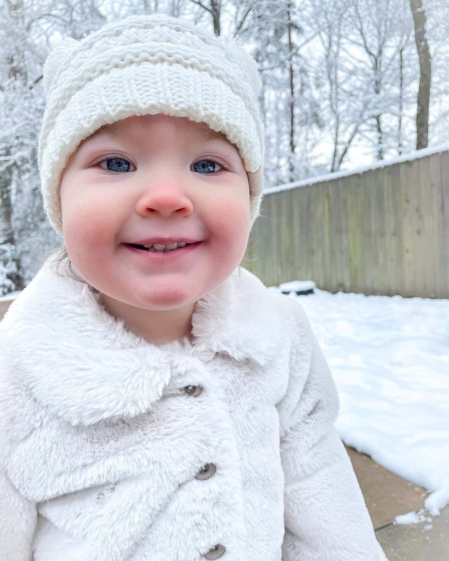 Lorelei Crowell, 17 months